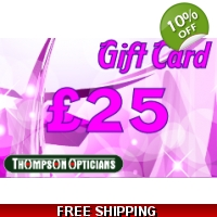 Thompson Opticians Gift Card - �25