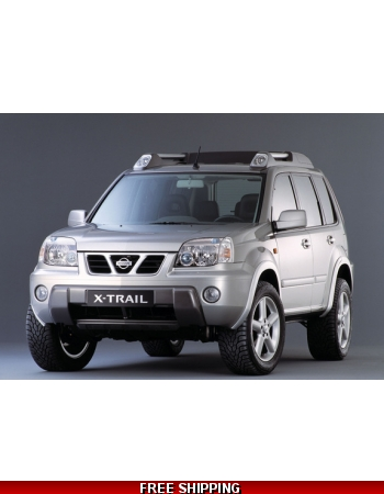 nissan x trail t31 2007 2009 factory service manual