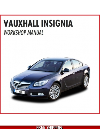 insignia workshop manual download