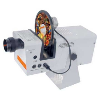 Rotating Oil effect projector