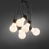 Festoon Lighting - 10 metre Plain whit..
