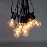 Festoon Lighting - 20 metre white or c..