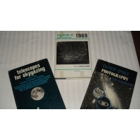 3 BOOK SET ON AMATEUR ASTRONOMY 1..