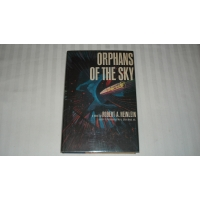 ORPHANS OF THE SKY author ROBERT ..