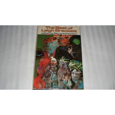THE BEST OF LEIGH BRACKETT author LEIGH BRACKETT 1977
