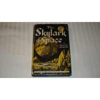 THE SKYLARK OF SPACE author EDWAR..