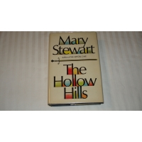 THE HOLLOW HILLS author MARY STEW..