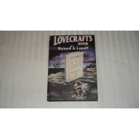 LOVECRAFTS BOOK author RICHARD A ..