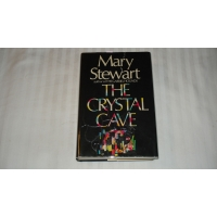 THE CRYSTAL CAVE author MARY STEW..