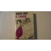 SELECTED LETTERS VOL 5 author H P..