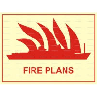 9.080 IMPA 33.6105 Fire plans 300x400mm