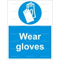 4.005.1 IMPA 33.5724 Wear gloves 200x150mm
