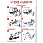 9.005 IMPA 33.1502 Liferaft Launching 450х320mm