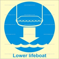 1.004 IMPA 33.5103 Lower Lifeboat To Water 150x150mm