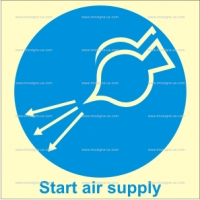 1.009 IMPA 33.5108 Start Air Supply 150x150mm
