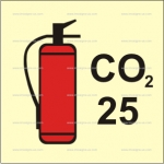3.045.16 CO2 Fire Extinguish..