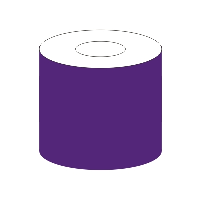 11.005 IMPA 33.2105 Violet Pipe Tape 150mm 10m