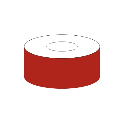 11.026 IMPA 33.2145 Pipe Tape Maroon 50mm 30m