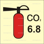 3.045.17 CO2 Fire Extinguish..