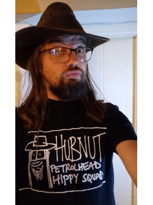 Petrolhead Hippy T-Shirt