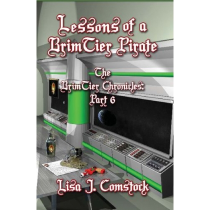 6 - Lessons of a BrimTier Pirate - paperback