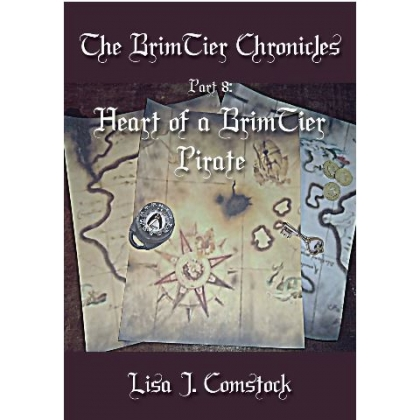 8 - Heart of a BrimTier Pirate - paperback