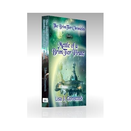 9 - Heart of a BrimTier Pirate - paperback