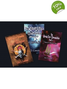 BrimTier Chronicles - three book set
