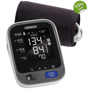 10 Series Advanced-Accuracy Upper Arm Blood Pressure Monitor with Bluetooth® C..