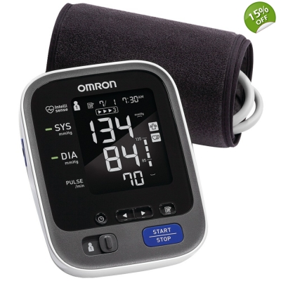 10 Series Advanced-Accuracy Upper Arm Blood Pressure Monitor with Bluetooth® Connectivity