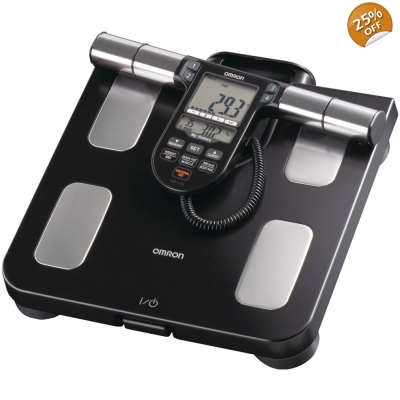 Full-Body Sensor Body Composition Monitor & Scale with 7 Fitness Indicators 180-Day Memory