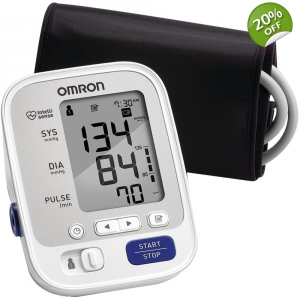 Omron 5 Series Advanced-Accuracy Upper Arm Blood Pressure Monitor