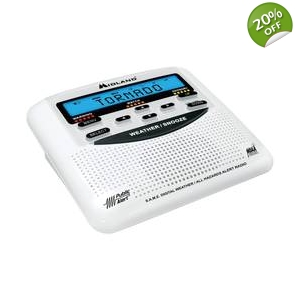 Midland All-Hazards Weather Alert Radio