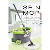 DR.FUSSY SPIN MOP