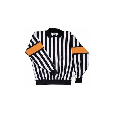 08f8586e5b7 CCM Referee Jersey sewn-in arm bands
