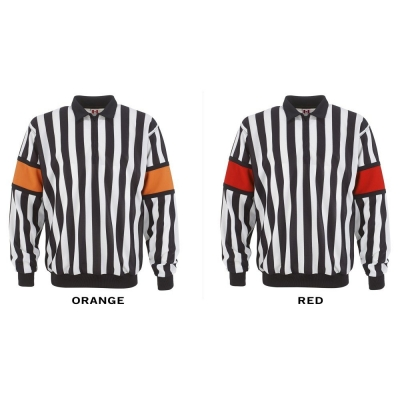077e1183a CCM Referee Jersey sewn-in arm bands