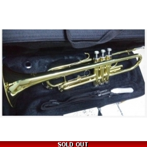 SB-TR121 Bb Trumpet With Case