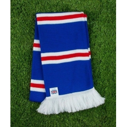 Rangers Retro Bar scarf