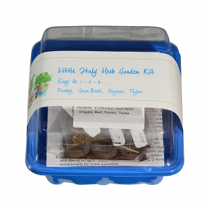 Little Italy Herb Garden Kit