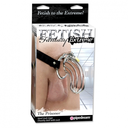 Pipedream Products Fetish Fantasy Extreme The Prisoner