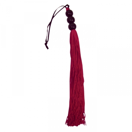 "14"" Rubber Whip - Red"