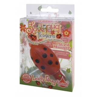 Love Bug Ticklers – Red..