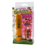 Love Bug Butterfly Bullet – Peach