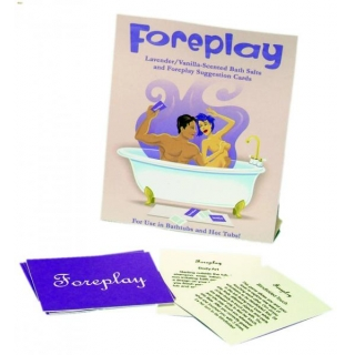 Foreplay Bath Set