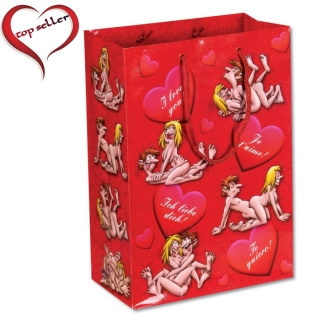 Gift Bag I Love You Sex
