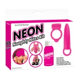 Neon Naughty Nites Kit