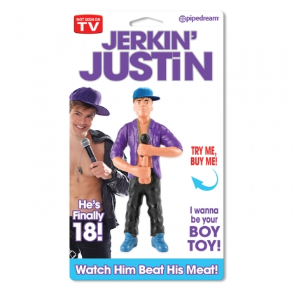 Jerkin' Justin Wind-Up Toy