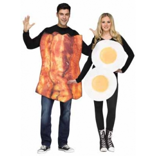 BACON & EGGS ADULT COST..