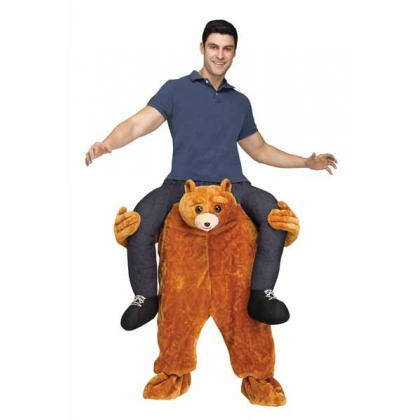 CARRY ME TEDDY BEAR 6'/200 LBS