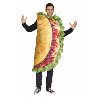 TACO COSTUME ADULT UP T..